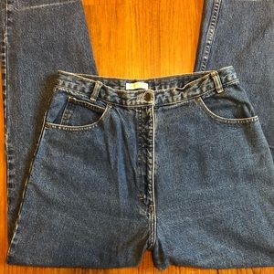 Vintage Brooks Brothers Women's Jeans - Hi Rise